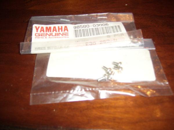 Yamaha-Screw-98580-03006