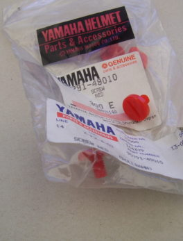Yamaha-Screw-red-90791-49010