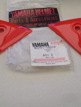Yamaha-Side-cap-red-800E-90791-49002