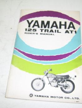 Yamaha-Yamaha-Riders-Manual-125-Trail-AT1