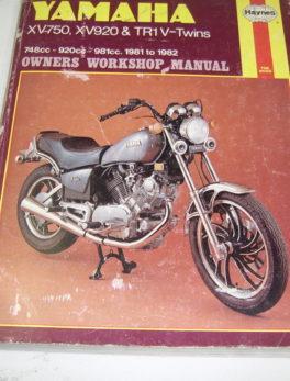 Yamaha-Yamaha-XV750-XV920-Haynes